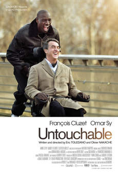 Untouchable French movie image