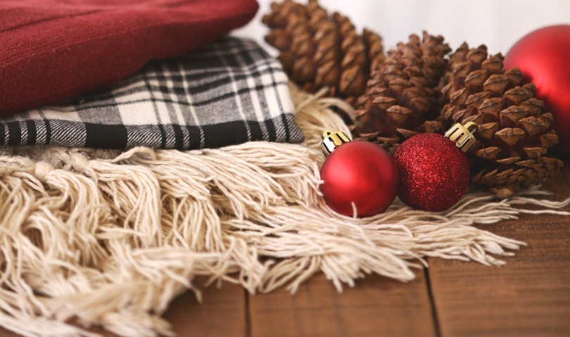 Simple festive pleasures in December- read for simple, fun ways to get yourself into the festive spirit.