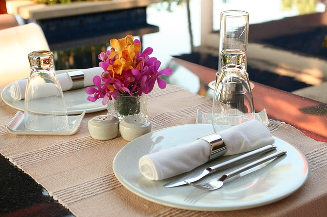 Be inspired to enjoy your meals with Italian style!